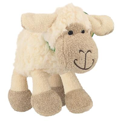 white fluffy sheep (large)