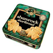 Shortbread Shamrock 80g in Tin Box