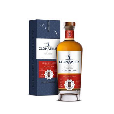 Clonakilty Port Cask Whiskey 0,7l