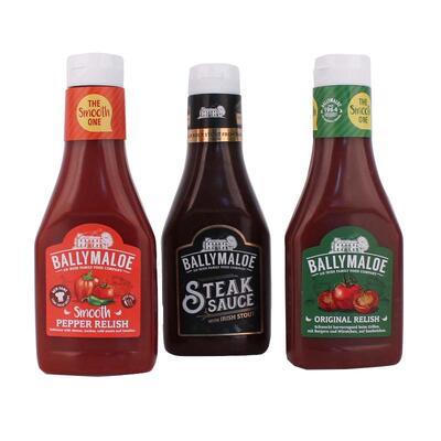 Ballymaloe Saucen Set Squeeze