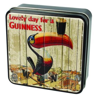 Fudge 100g in Guinness Toucan Tin
