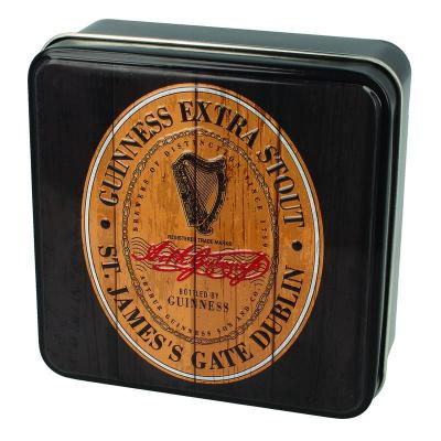 Fudge 100g in Guinness Tin with Heritage Label