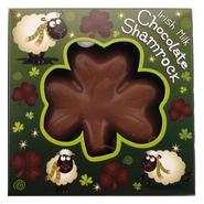 Taste of Ireland Milk Chocolate Shamrock