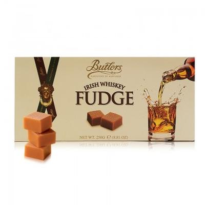 Butlers Irish Whiskey Fudge 250g
