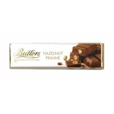 Irish Truffle Chocolate, Haselnuss-Nougat Trüffel