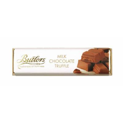 Irish Truffle Chocolate, Milk Chocolate Truffles