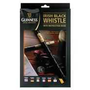 Guinness Tin Whistle (key of D) with teaching booklet