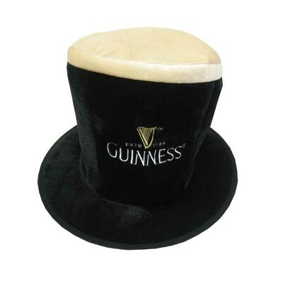 Guinness Hat in Pint Optics