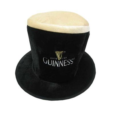 Guinness-Hut in Pint-Optik