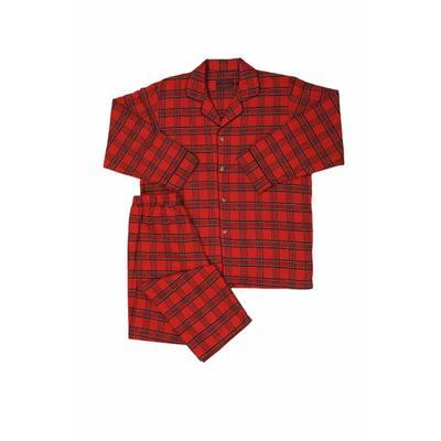 Pyjama, Red Tartan