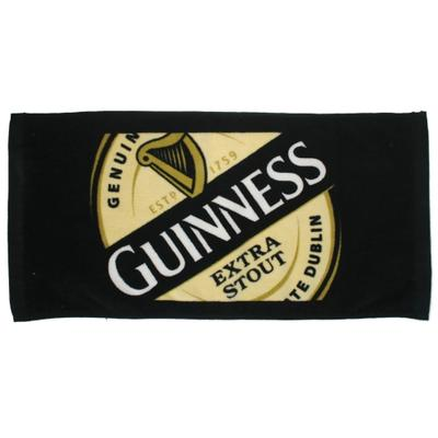 Guinness Bartuch aus Frottee