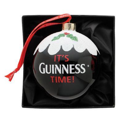 Guinness Weihnachts-Deko-Kugel