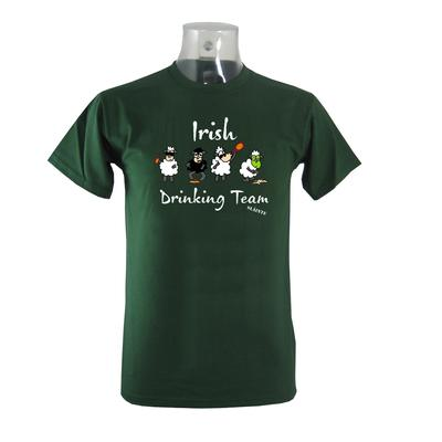 lustiges Irland T-Shirt - Irish Drinking Team