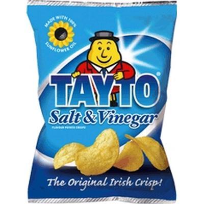 Tayto Salt & Vinegar Chips