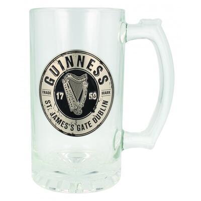 Guinness Glass Tankard 0,5l