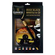 Guinness Tin Whistle with teaching booklet and CD